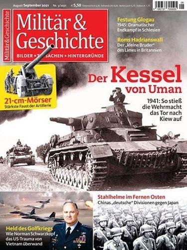 Cover: Militär und Geschichte Magazin No 05 2021