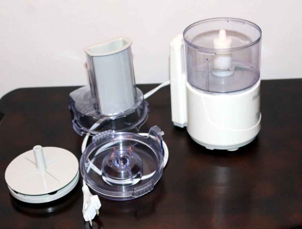 Mini K Chen mini küchenmaschine wik zerkleinerer zerhacken mixen schneiden raspeln häckseln