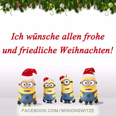 Frohe Weihnachten Minions.Weihnachten Wie Früher Fun Forum Http Www Fun Forum Net
