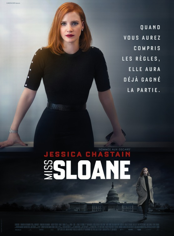 Miss Sloane Full Film indir