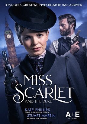 Miss Scarlet And The Duke - Stagione 1 (2021) (Completa) WEBMux 1080P HEVC ITA ENG AC3 x265 mkv