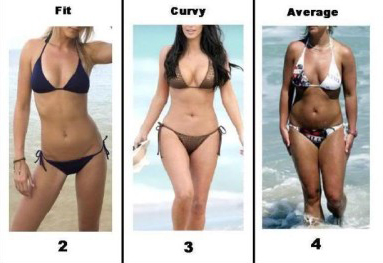 Average body type
