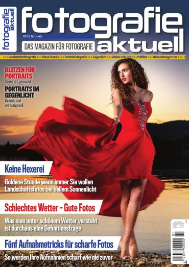 : Fotografie Aktuell Magazin Januar-Februar No 01 2018