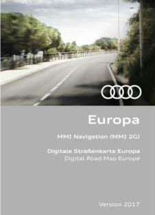 Audi mmi 2g 2017 europa - GPS Underground :: Your Tracks Guide