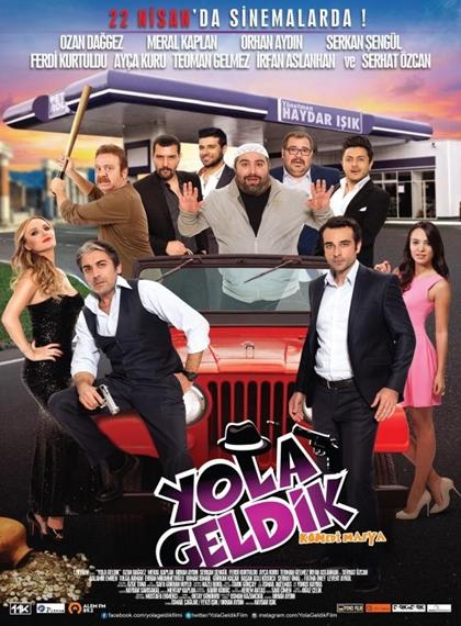 Yola Geldik (2016) yerli film indir
