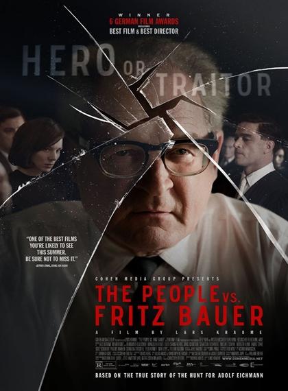 The People vs. Fritz Bauer (2015) - türkçe dublaj film indir