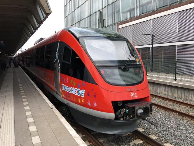 95 80 0 643 055-6 D-DB Enschede