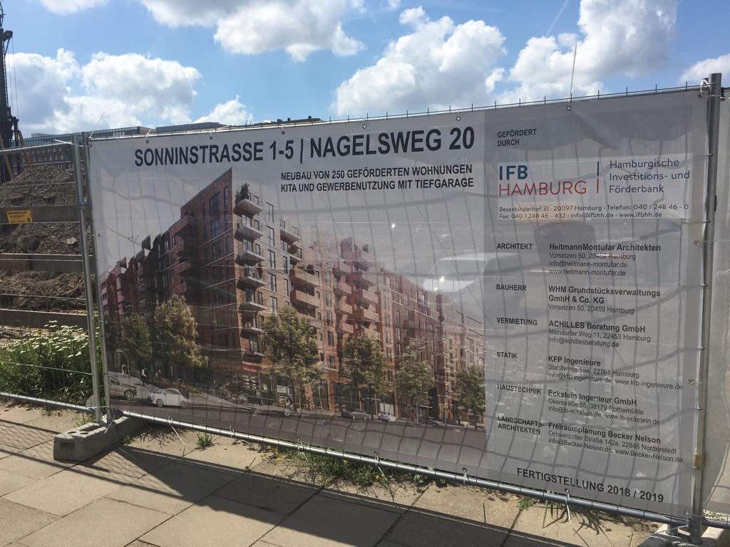 Hamburg | SonninPark | Hammerbrook | 750 WE | In Bau ...