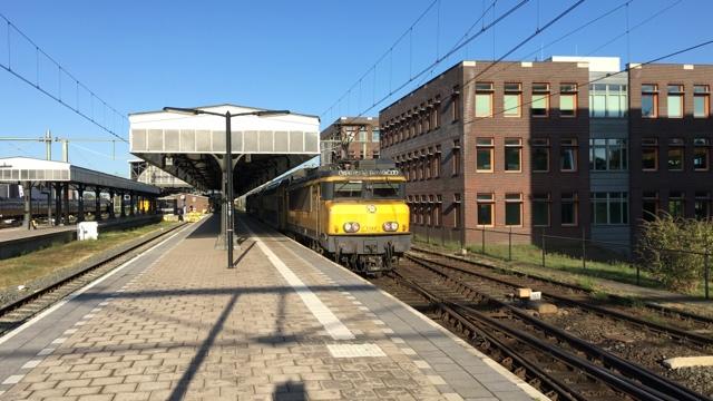 1766 mit Sprinter 7032 Hengelo