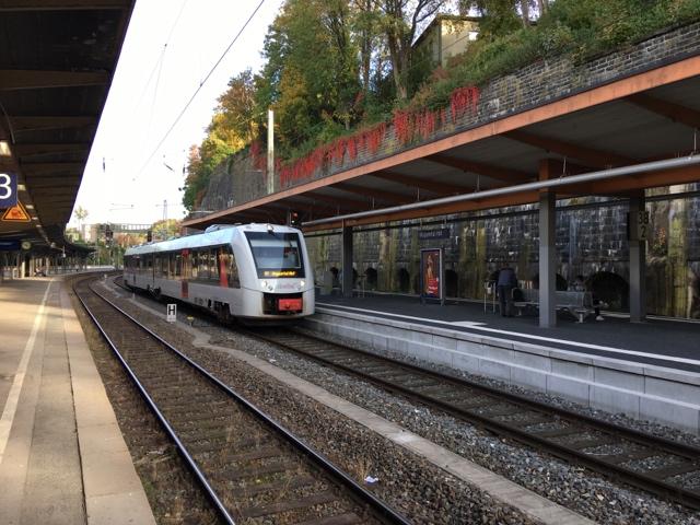 95 80 1648 503-8 D-ABRN Wuppertal Hbf