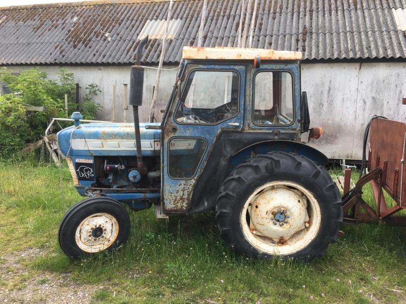 Traktor für Fischerei  Mobile.33okc1