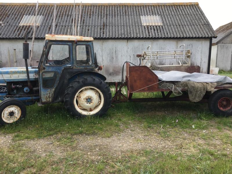 Traktor für Fischerei  Mobile.4jhkb0