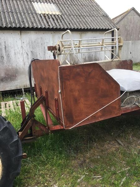 Traktor für Fischerei  Mobile.6bjj2i