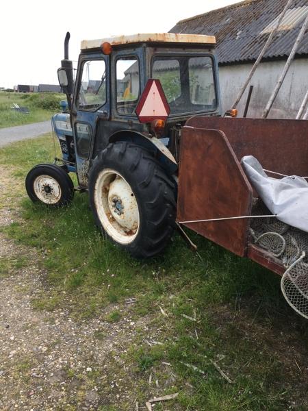 Traktor für Fischerei  Mobile.8rhj3h