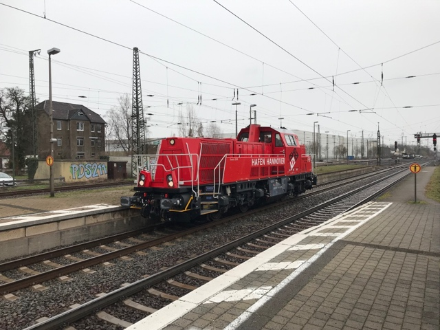 92 80 1261 312-3 D-SHH Wunstorf