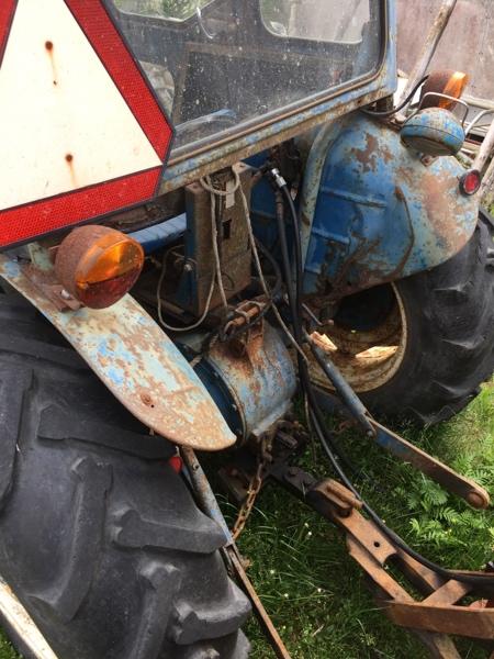 Traktor für Fischerei  Mobile.9pojr5