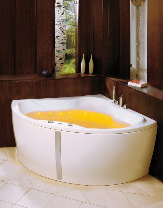 wellness badewanne mit licht therapie bluemabell m bel wohnen und mehr mit stil. Black Bedroom Furniture Sets. Home Design Ideas