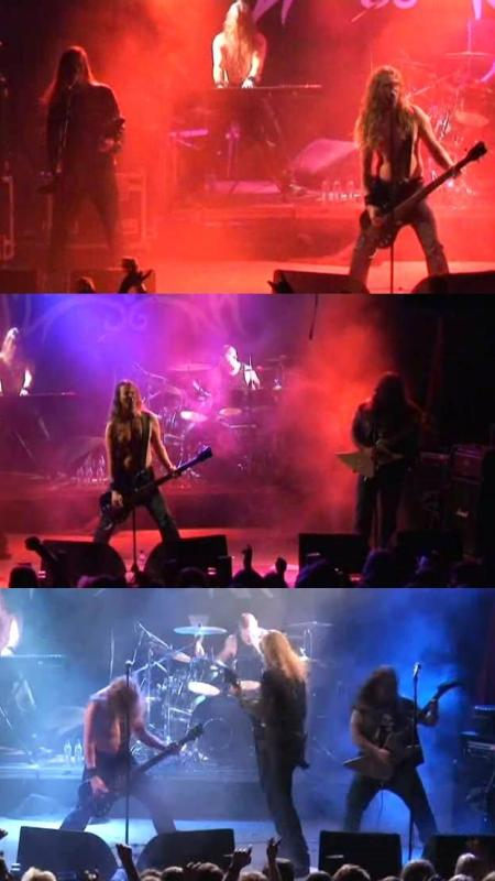 Moonsorrow - Live in Helsinki 2007