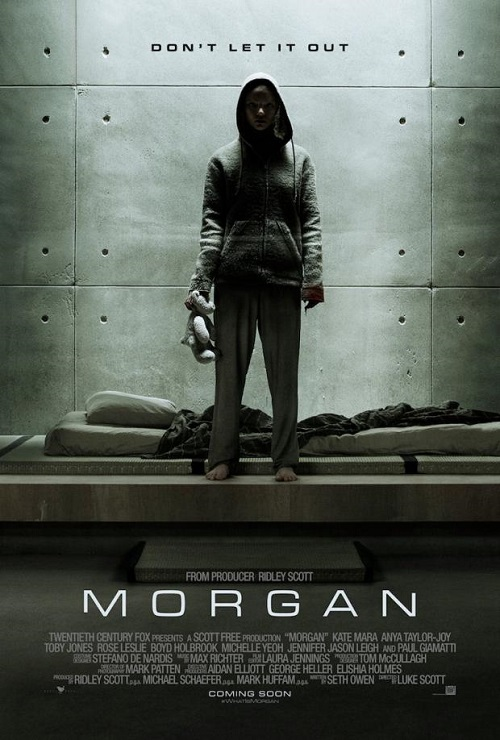 Morgan Film indir
