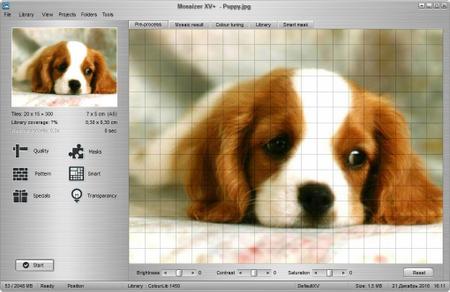 download Mosaizer XV+ v15.0 Build 52