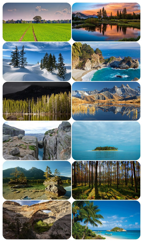 Most Wanted Nature Widescreen Wallpapers #594