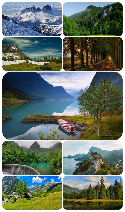 Most Wanted Nature Widescreen Wallpapers #630