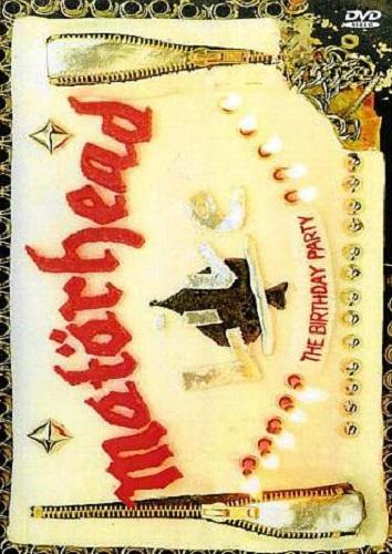 Motorhead - The Birthday Party (1985) [DVDRip]
