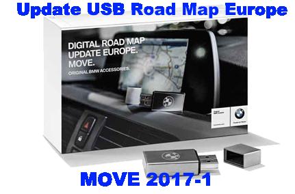 angebote maps bmw navigation update usb road map europe. Black Bedroom Furniture Sets. Home Design Ideas