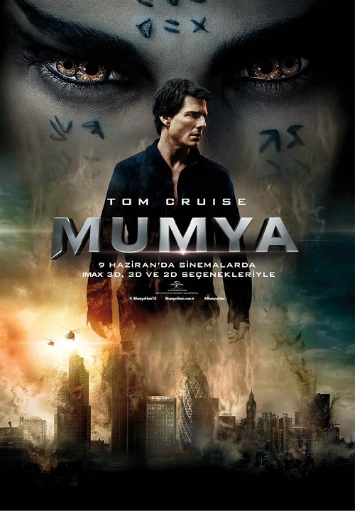 Mumya – The Mummy (2017) Film İndir