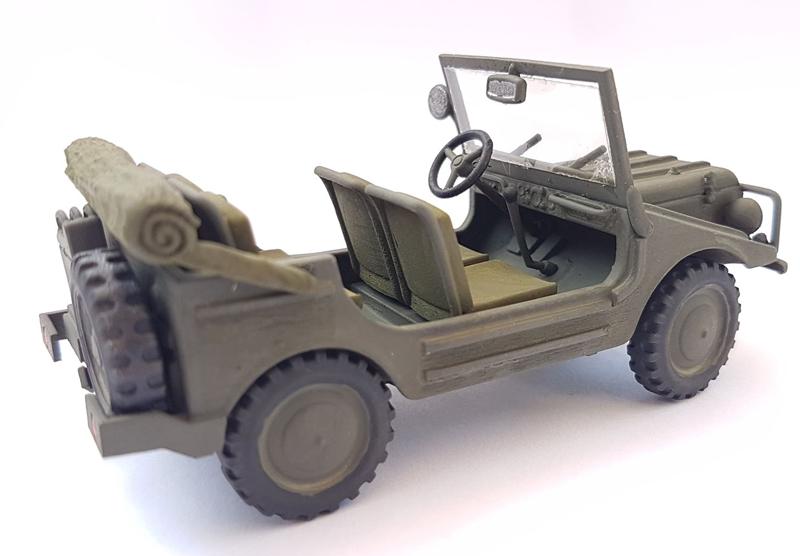 DKW Munga 1/72 Munga120k67