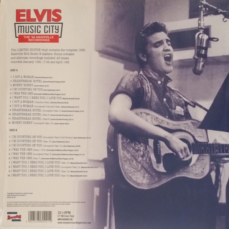 MUSIC CITY (The '56 Nashville Recordings) Musiccity2upjs9