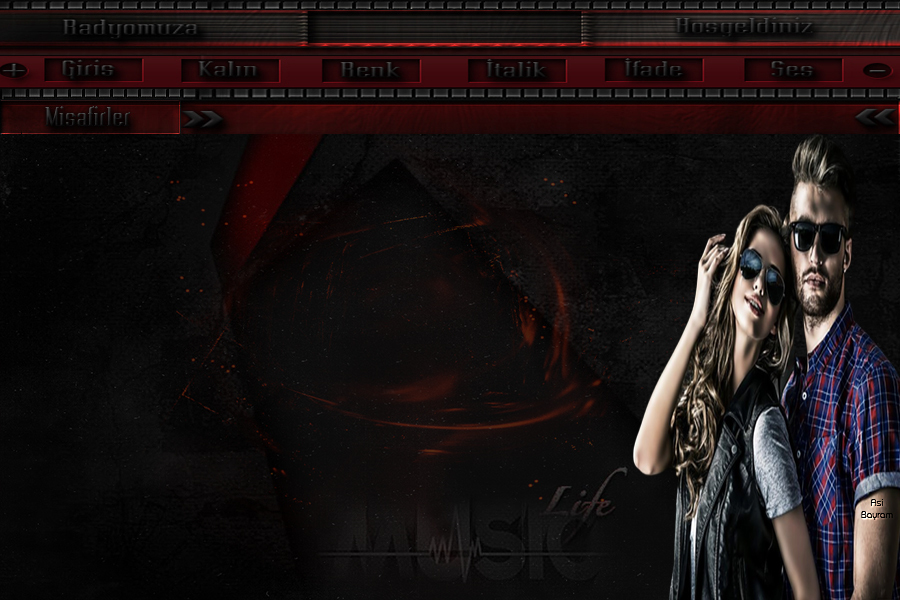 MusicLife Cift Tema