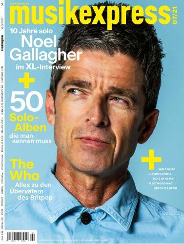 Cover: Musik Express Magazin No 07 2021