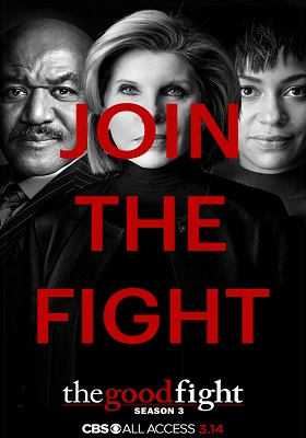 The Good Fight - Stagione 3 (2019) (9/10) DLMux HEVC 1080P ITA ENG AC3 x265 mkv