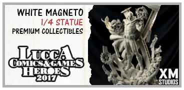 XM Studios: Italy Lucca Comics & Games 2017 - November 01-05 Mwnew2u6a19