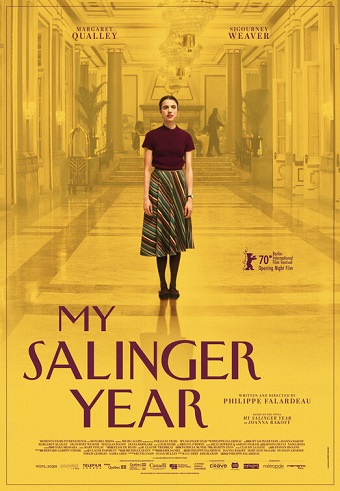 My Salinger Year (2020) WEBSCR x264-HDETG