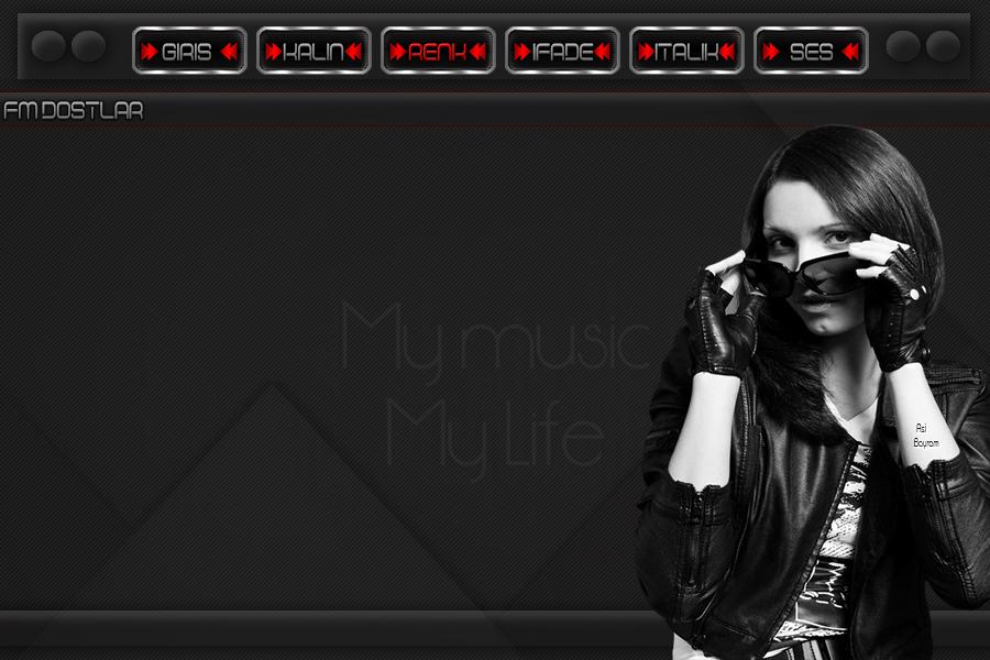My Music My Life Bayan