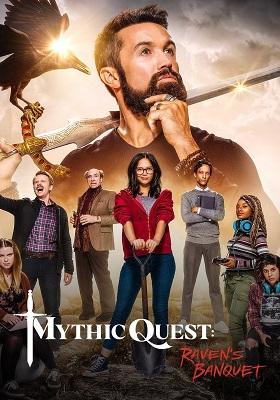 Mythic Quest Raven's Banquet - Stagione 1 (2020) (Completa) WEB-DLMux 1080P ITA ENG DD5.1 x264 mkv