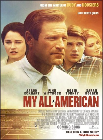 Cesaretin Ötesinde - My All-American 2015 BRRip XviD Türkçe Dublaj
