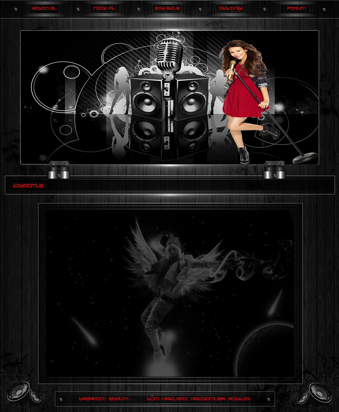 Müzik Dans Hoparlör Radyo İndex [900x600 Boyutunda]