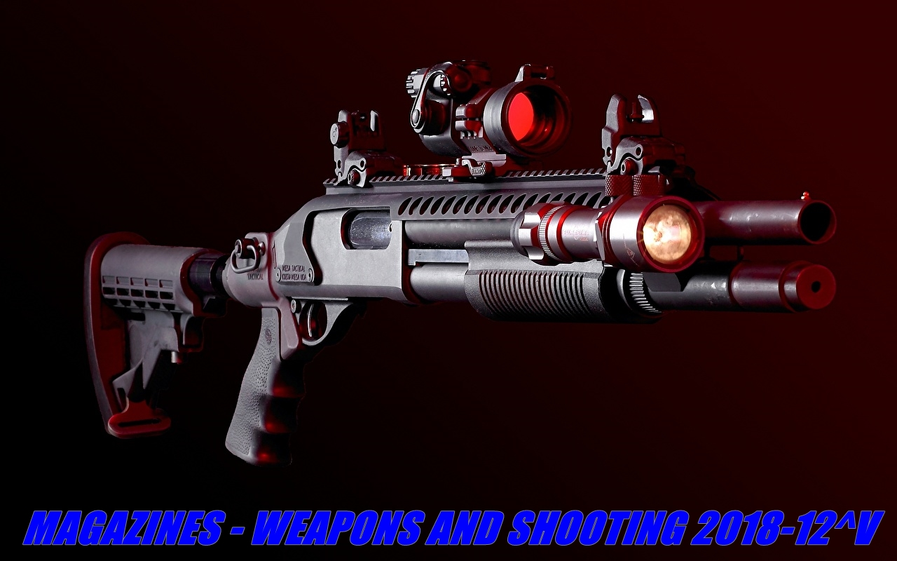Magazines - Weapons and Shooting 2018-12
