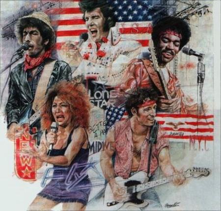 VA.L' America Del Rock Rock Anthology (1994)@320 Naamloos11jif
