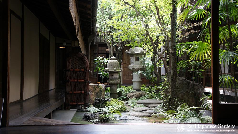 Tsuboniwa 坪庭 Or 壷庭 Real Japanese Gardens
