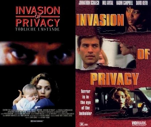 Invasion of Privacy | DVDnarr.com