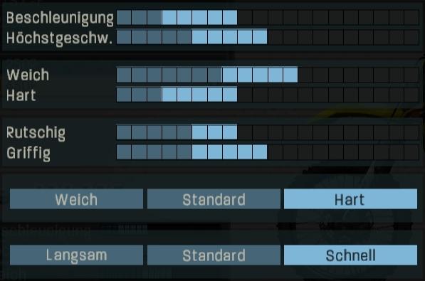 Bike- settings / tuning