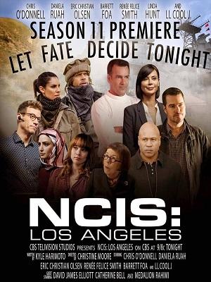 NCIS Los Angeles - Stagione 11 (2020) (3/24) DLMux 1080P HEVC ITA ENG AC3 x265 mkv