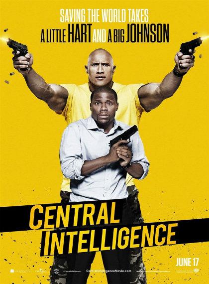 Central Intelligence - Merkezi İstihbarat (2016) türkçe altyazılı film indir