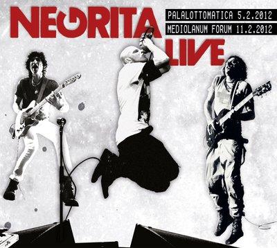 Negrita - Negrita Live (2012).Mp3 - 320Kbps