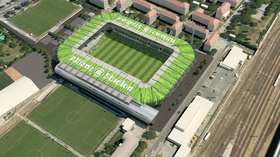 neues dynamo stadion