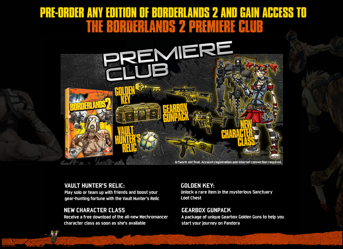 Borderlands 2 |OT| Opening Pandora's Box (of Guns!) | NeoGAF